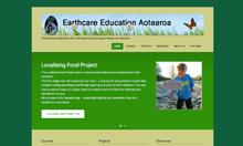 Geewhiz is currently webmaster for Earthcare Education Aotearoa